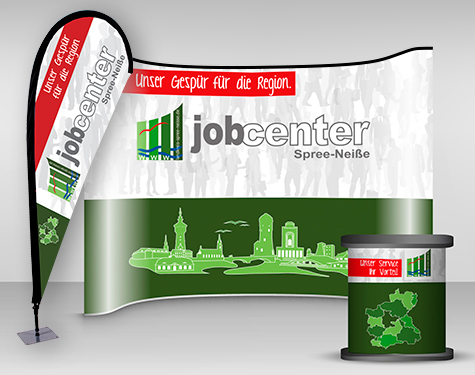 carographic Messestand Design